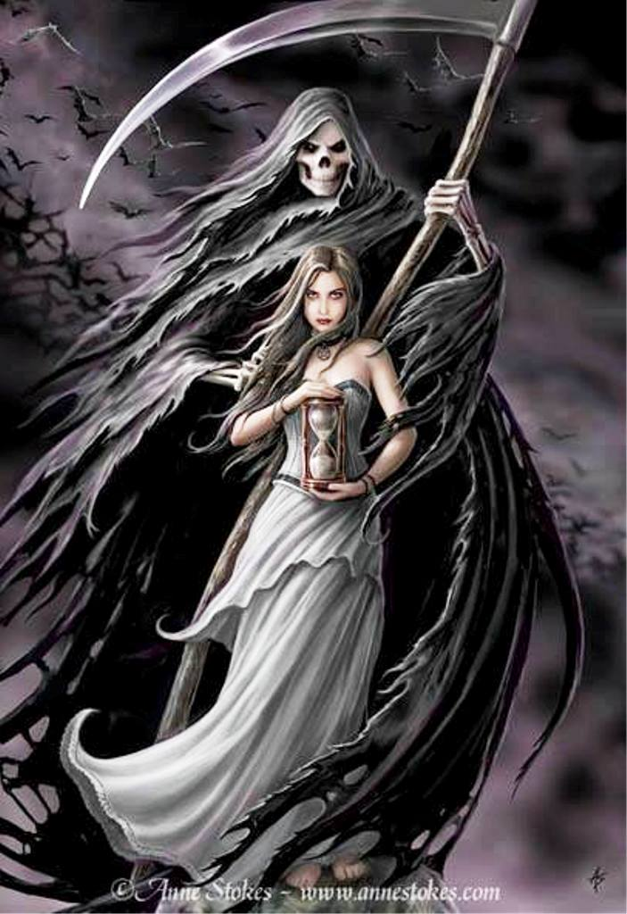 Art by Anne Stokes