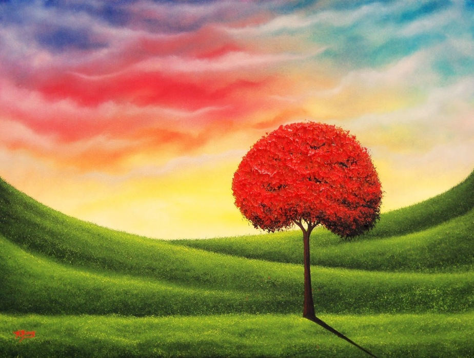 Tomorrow's Awakening by Rachel Bingaman