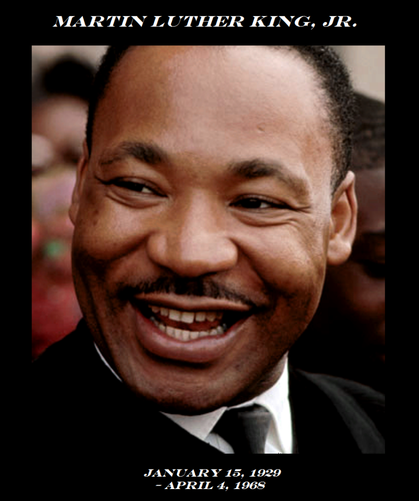 Martin Luther King, Jr. King of Men